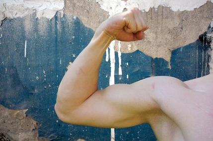 Der Trizeps ist der Gegenspieler des Bizeps und verantwortlich für die Streckung des Armes. Mit den richtigen Hantelübungen Trizeps machst Du Schluss mit formlosen Oberarmen.