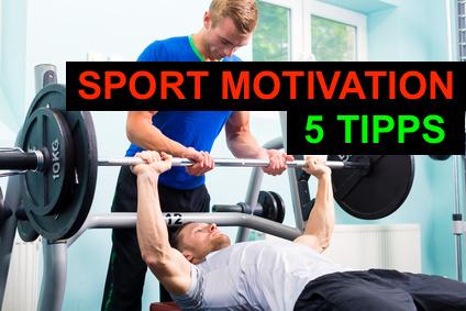 Wie motiviere ich mich zum Sport? 5 Motivationstipps.