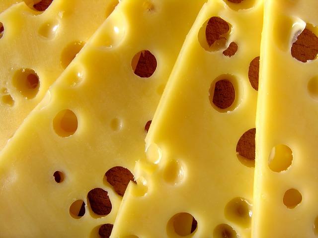 Kohlenhydratfreie Nahrung: Foto von dem Lebensmittel Käse.